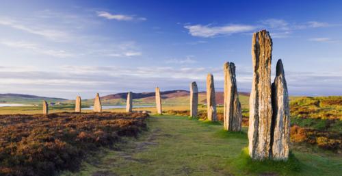 Anillo de Brodgar, en la isla Orkney (Escocia) / Derek Croucher